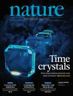 《自然》:时间晶体或被证明 可用于量子计算机