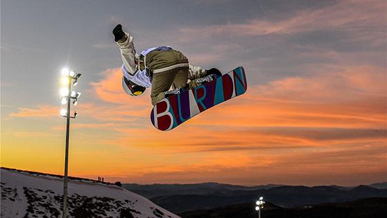 2017自由滑雪和雪板世界杯精彩瞬间