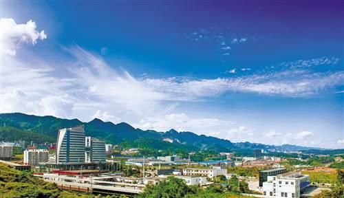 黔江:80亿元固定资产投入拉动工业转型升级