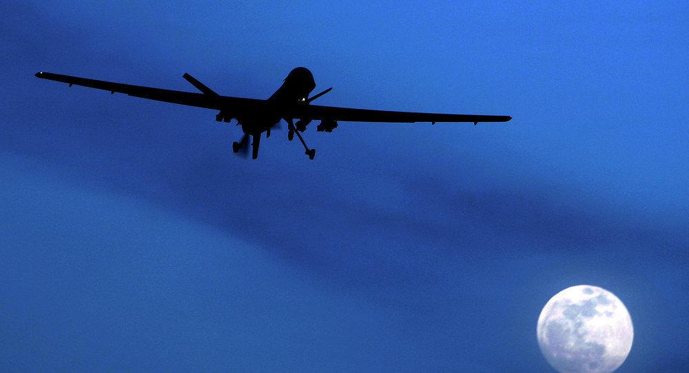 中国被曝正研新型军用无人机 长续航隐形性能强