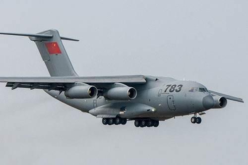 解放军大型运输机物资装卸平台问世 助战略投送
