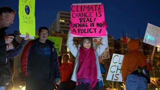 美新环保局局长:二氧化碳并非全球变暖主因