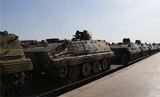 装甲车集群如何做到日行千里