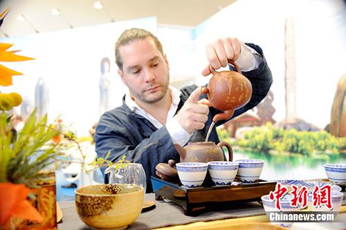全球最大旅游交易会中国元素抢眼