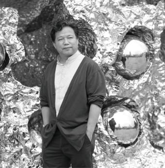 吕中元的油画——大山大水