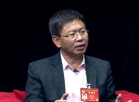 """张华荣:""""一带一路""""要为企业走出去营造更宽松的金融环境"""