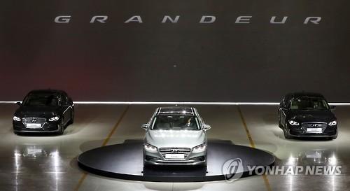 现代起亚寄望新车 欲提升韩国本土市场占有率