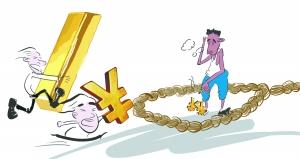 正规渠道不畅 非法黄金变现骗局泛滥