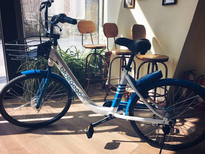 小蓝单车全国累计用户超518万 3月11日0:00起再免费骑行一周