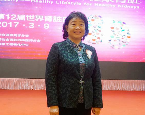 陈香美:关注慢性肾病防治 1.1类首创药有望让患者获益
