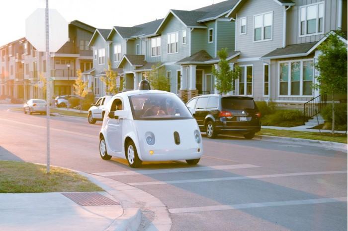 加州放宽政策:可无人陪伴下进行自动驾驶车辆测试