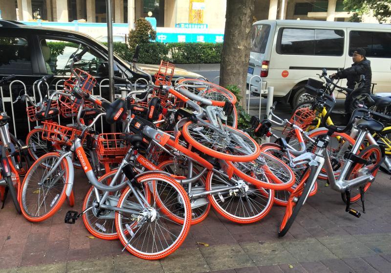 共享单车面世一年再调查:骑到故障车也扣费