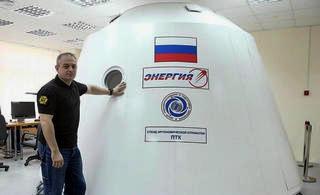 俄罗斯新一代载人飞船首次亮相