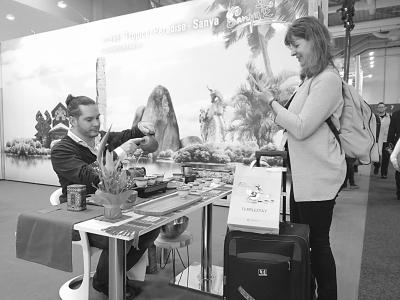 美丽中国吸引世界目光——51届国际旅游交易会