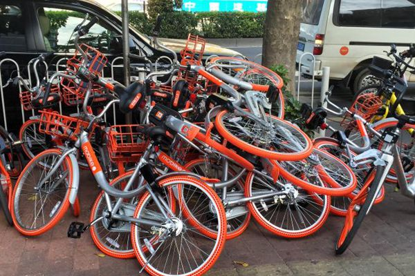 共享单车带来社会管理新挑战