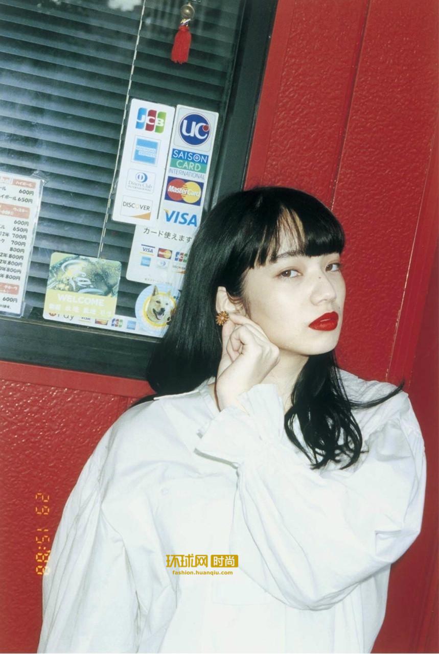小松菜奈 TOKYO GIRL