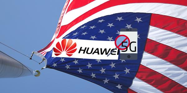 美国又来挑事 督促韩国停止使用华为5G产品