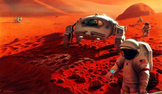 科学家称人类20年内移居太空殖民地 寿命会更长久