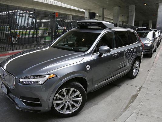 优步无人驾驶车获加州批准 将恢复路试
