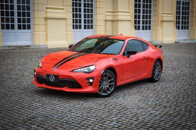 丰田推出86 860特别版车型 月底限量上市