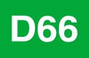 六六民主党(D66)