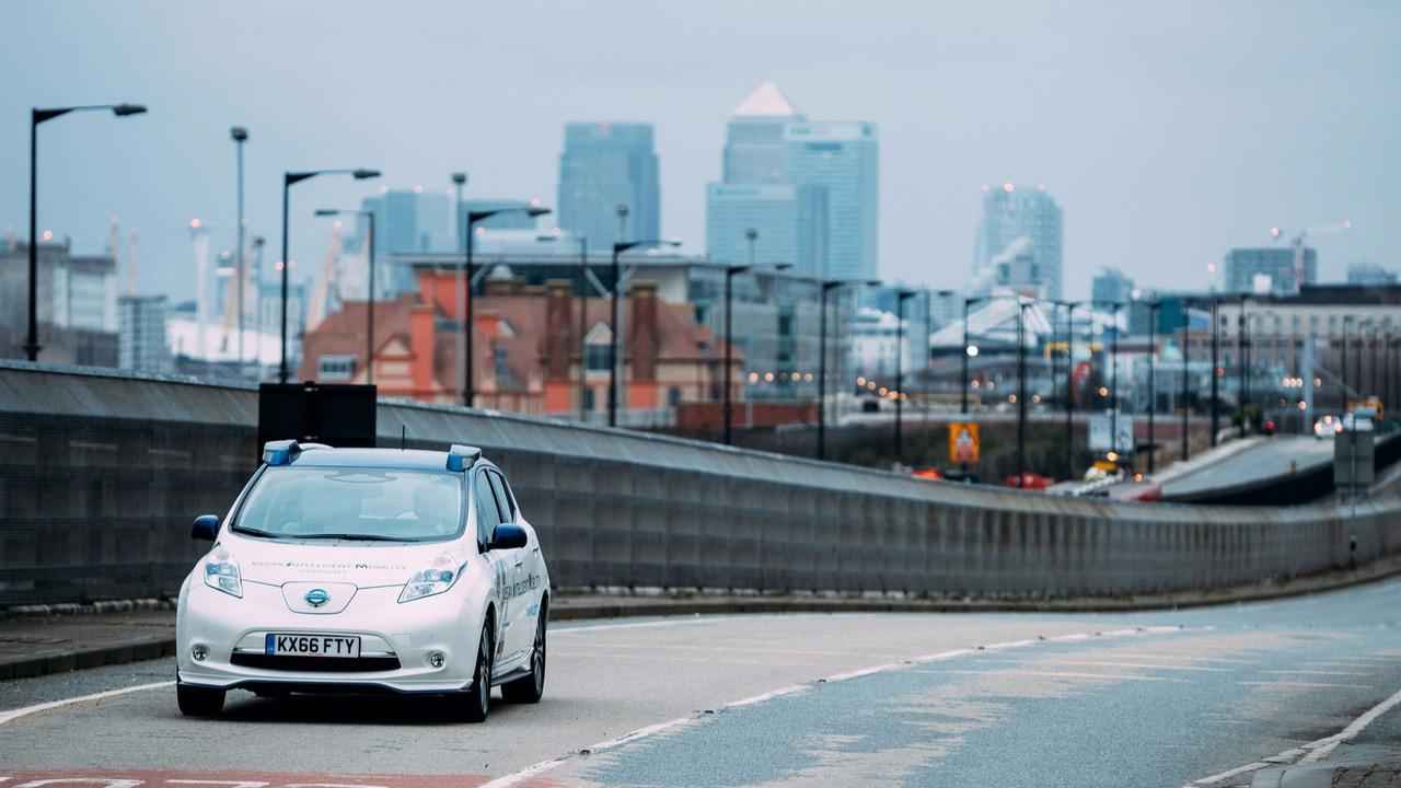 日产:无人驾驶汽车有助减排/降油耗