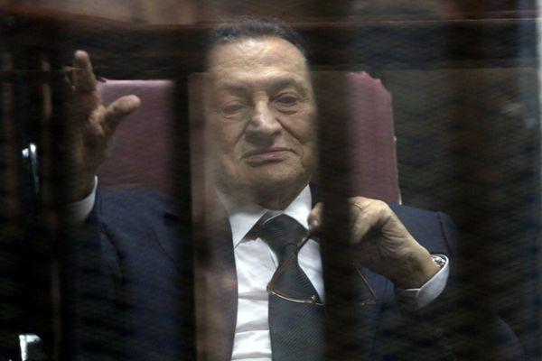 无罪释放!埃及前总统穆巴拉克无罪获释
