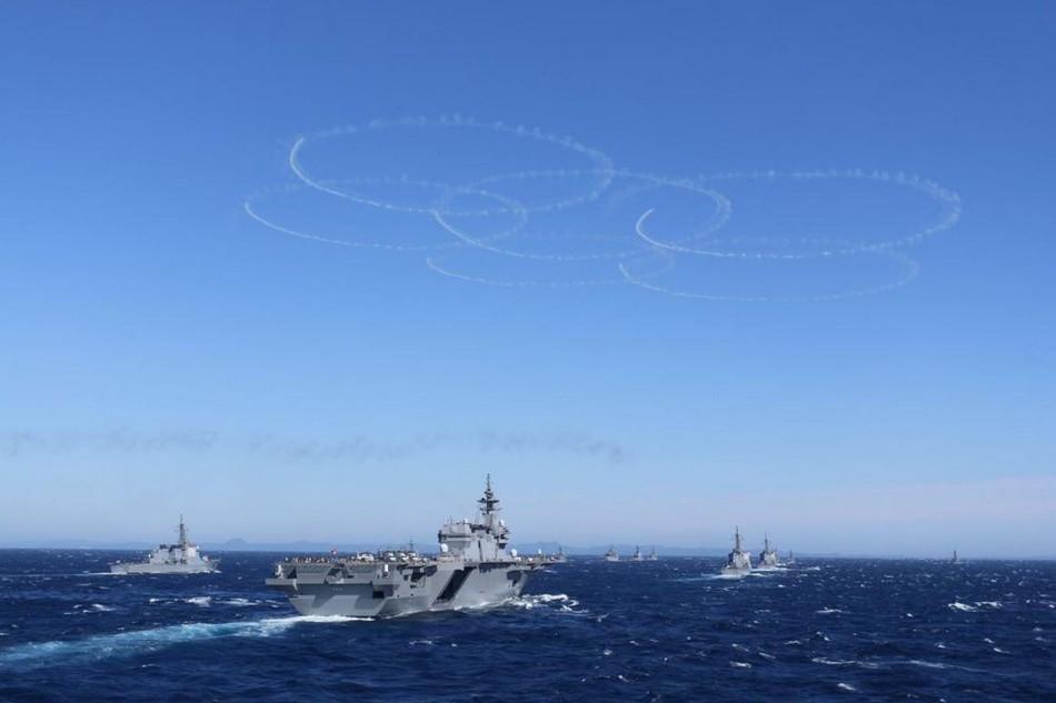 日本要派准航母南海巡航3个月 网友挑衅喊话中国