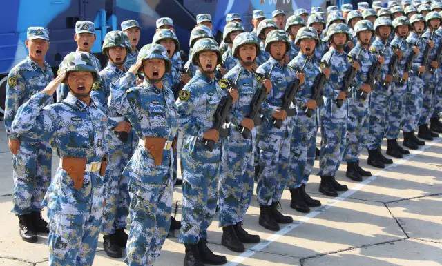 中国海军陆战队将扩员至10万人?国防部这样回应