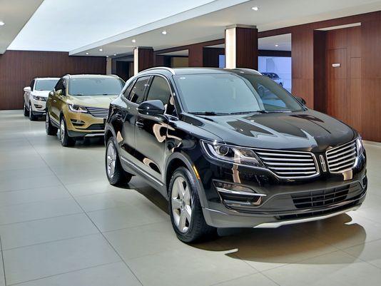 林肯将于2019年前在华投产SUV 长安福特生产
