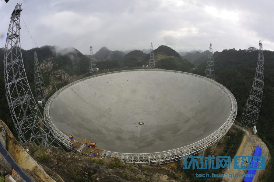 """""""中国天眼""""景区开放:免门票!每天限2000人"""