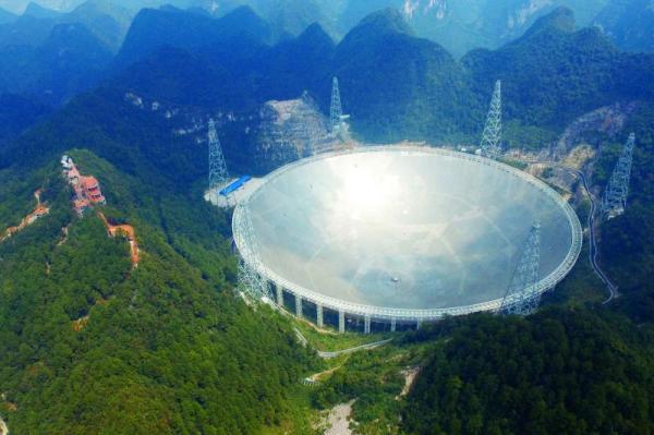 外国节目《不可能的工程》关注中国射电望远镜