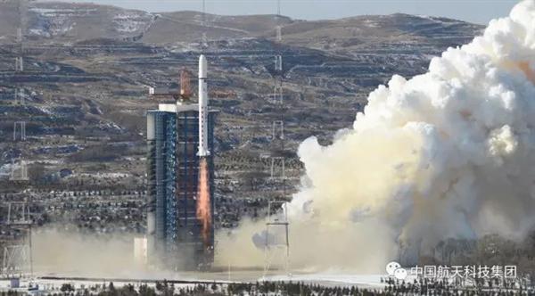 太空可数毛!中国最强卫星传回超高清照片