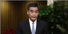 梁振英增选为政协第十二届全国委员会副主席
