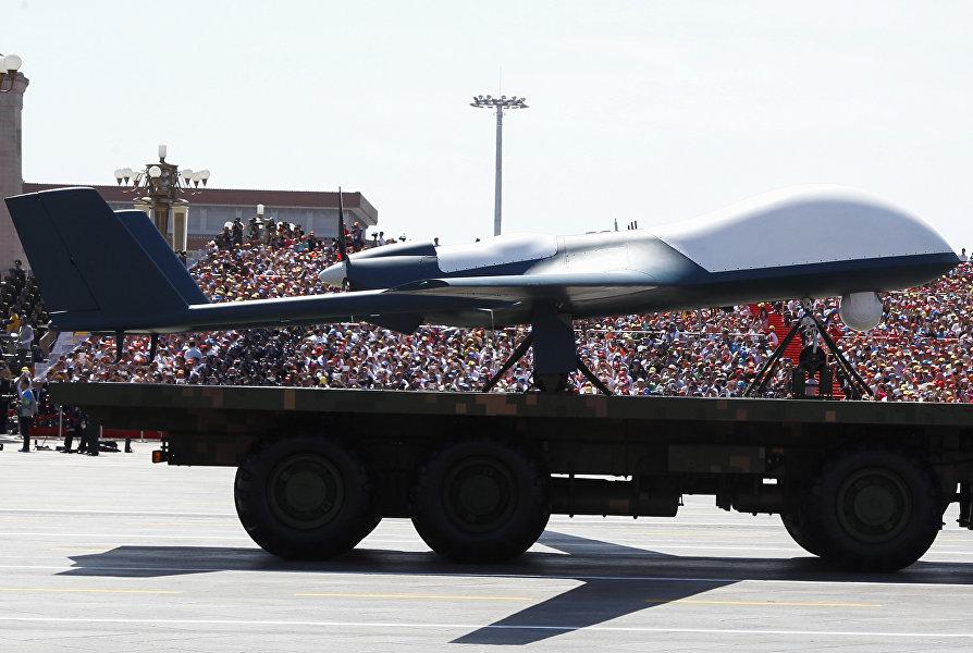 俄媒:中国无人机可携手航母杀手对抗敌军航母