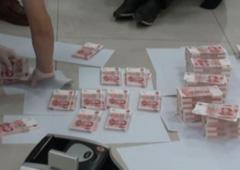 重庆警方破获特大假币案 缴获假人民币202万元
