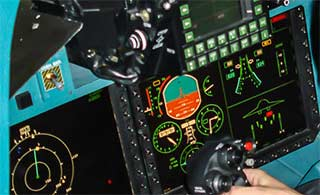 俄T50座舱模拟器曝光不够先进