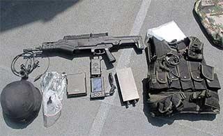 中国战略步枪真实编号是这个!