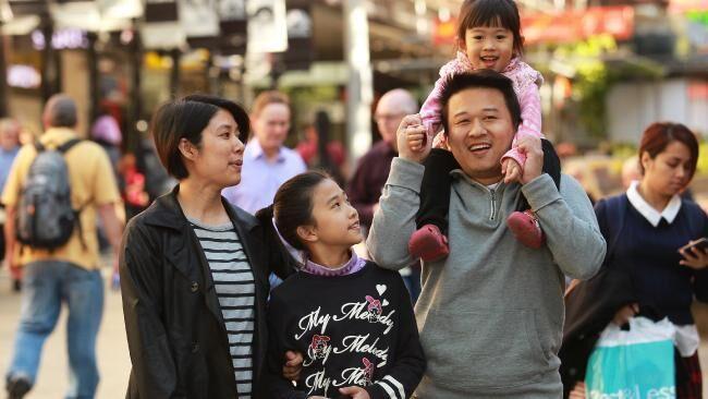 中国人成到澳大利亚旅游主力军 春节期间共16.6万人赴澳
