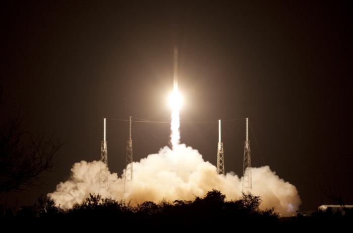 SpaceX又赢得美国空军卫星发射合同 价值约1亿美元