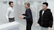 被认出后画风突变 3D讲述赌王儿子坐经济舱事件