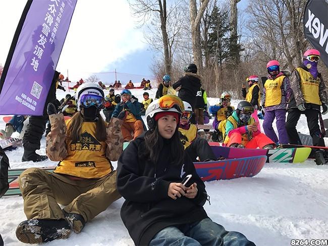 汇聚全国滑雪高手 近千人齐聚8264滑雪公开赛亚布力站