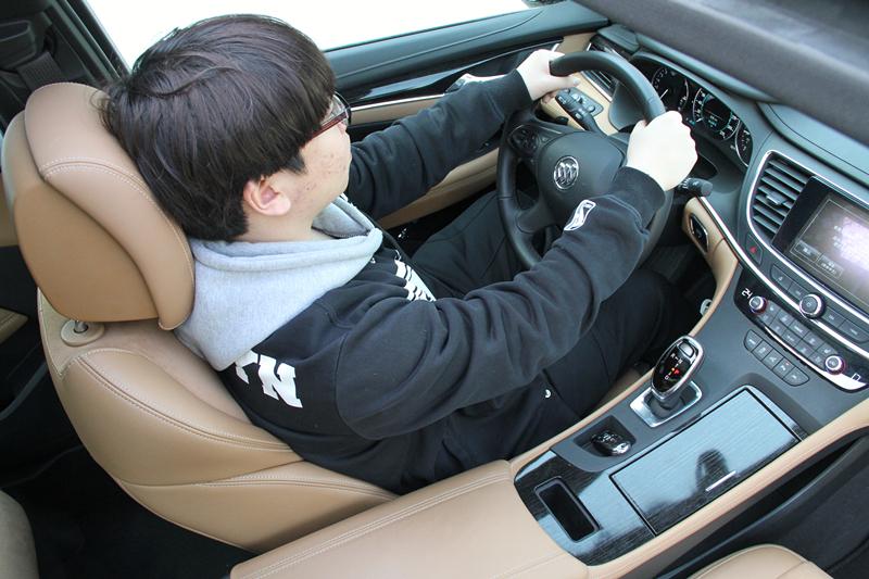 车主故事:送老爸的一款车 Andy和他的别克君越