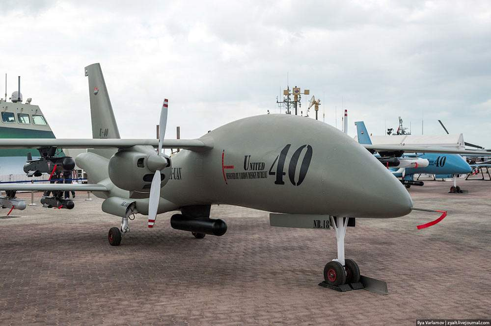 俄欲购阿联酋攻击无人机:急需获得相关技术