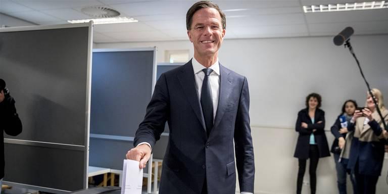 民调显示:荷兰大选自民党仍然领先 工党惨败