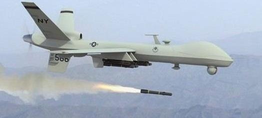 美媒:特朗普赋予CIA无人机对极端分子目标攻击权