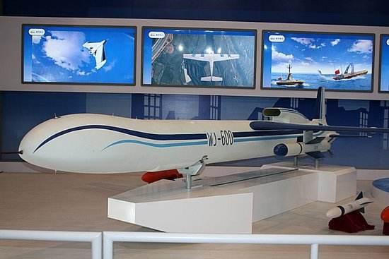 中国正研制高速隐形无人机:可充当远程轰炸机
