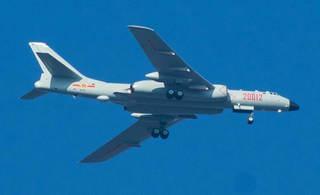 中国轰6K战神轰炸机迎来重大升级