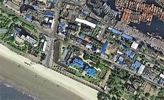 中国卫星回传地球照片相当清晰