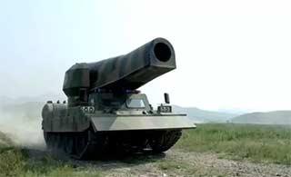 超大口径水炮打造火场战神